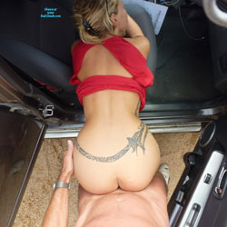 Sex Emergency Off Road - Outdoors, Penetration Or Hardcore, Pussy Fucking, Tattoos