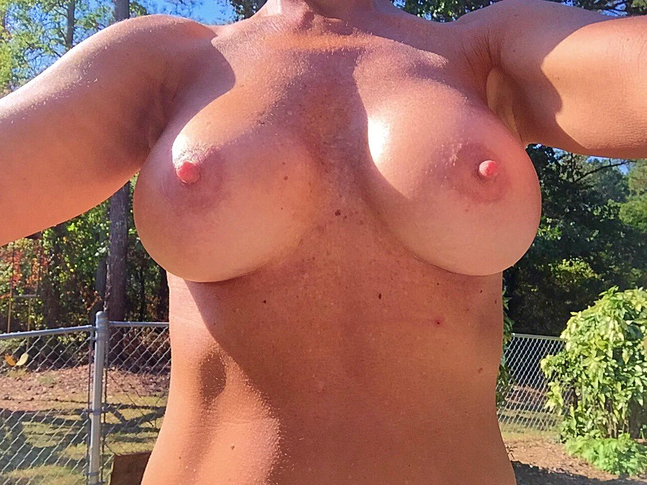 floppy tits galore
