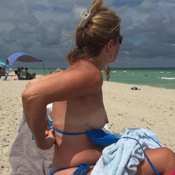 Hot Boston Wife 51 - Outdoors, Beach, Wife/Wives
