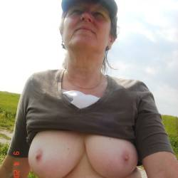 Large tits of my wife - kelsey