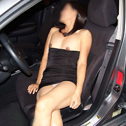 SexyAsianWife - Wanna Be Racing Model! - Wife/Wives