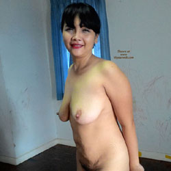 In My Room - Big Tits, Brunette, Bush Or Hairy