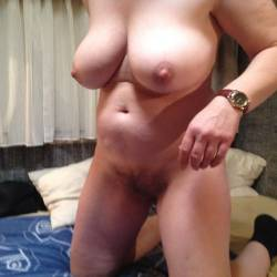 Large tits of my girlfriend - Renate