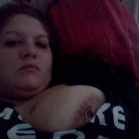 My large tits - Leslie