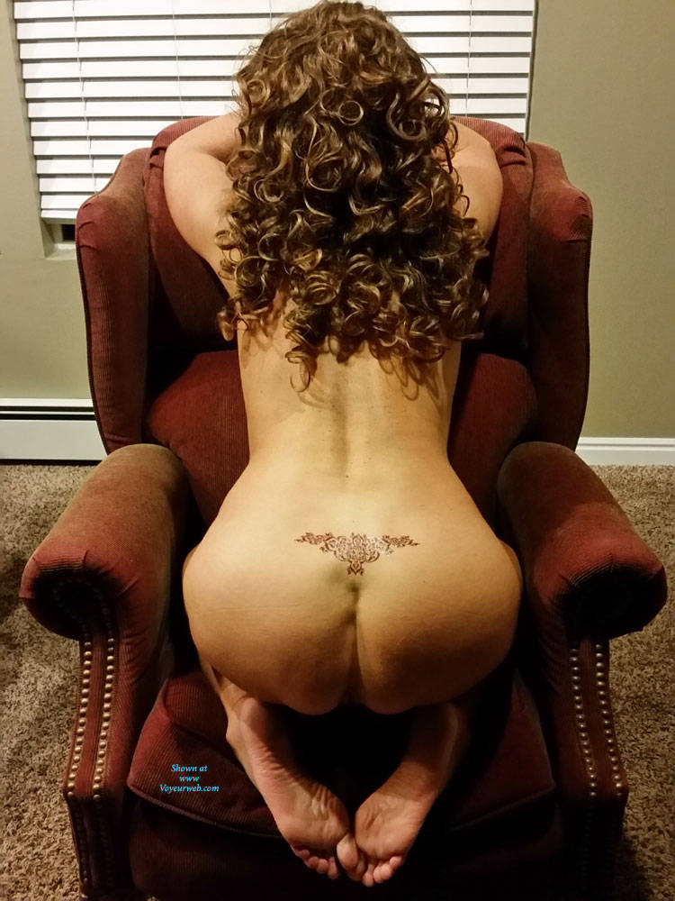 Pic #2 My Sweet Ass - Brunette, Outdoors, Wife/wives