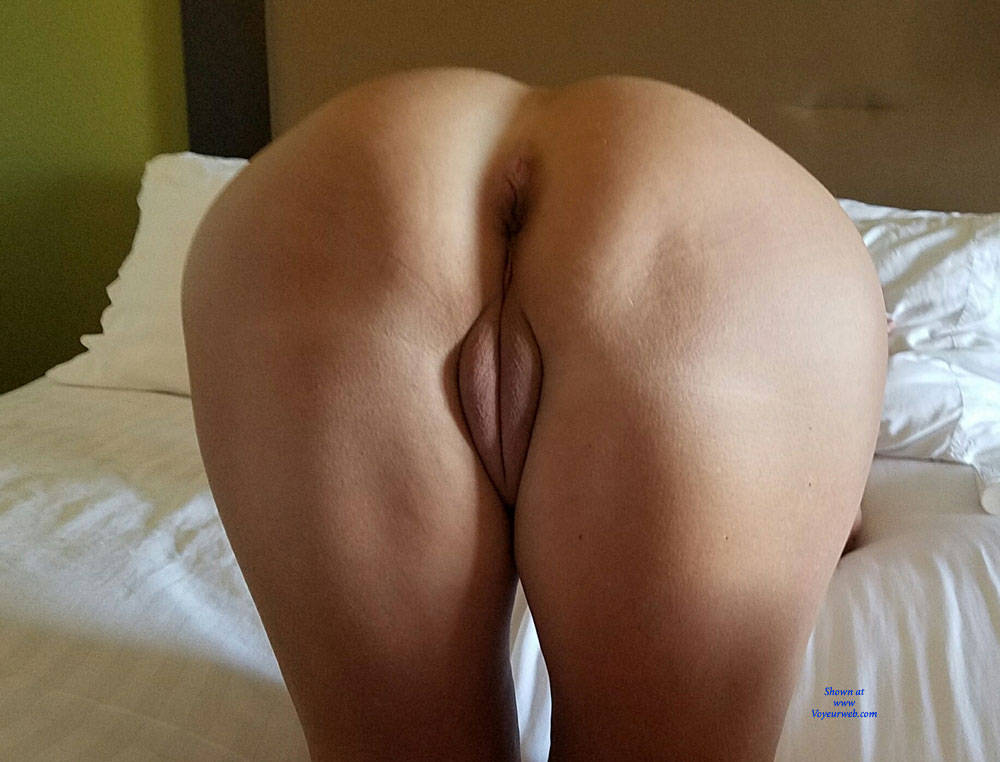 Pic #9 My Sweet Ass - Brunette, Outdoors, Wife/wives