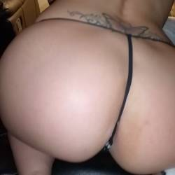 My wife's ass - Erin Wright