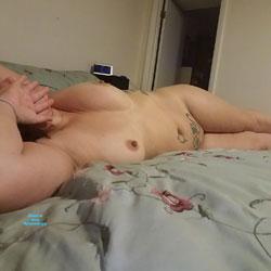 Home Alone - Big Tits