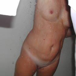 Small tits of my girlfriend - Jilly