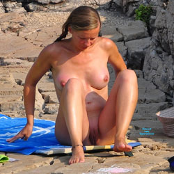 Wide Open 1 - Beach, Outdoors, Shaved