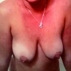 Medium tits of my ex-girlfriend - Tina