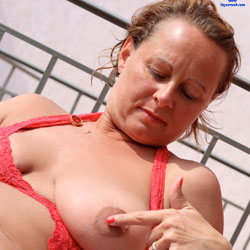 Greek Holiday 2 - Big Tits, Outdoors