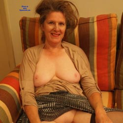 Goin' Out Outfit - Big Tits, Mature