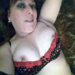 Large tits of my wife - BritWife