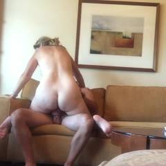 Great Ride - Penetration Or Hardcore, Girl On Guy, Amateur, Pussy Fucking