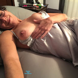 Silver - Big Tits, Lingerie, Wives In Lingerie