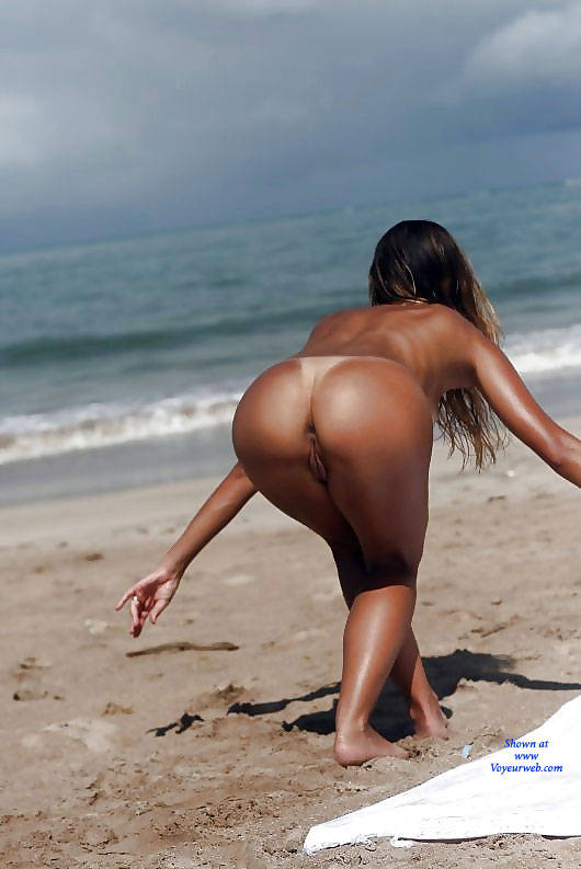 brazilian nudist in the beach fuck
