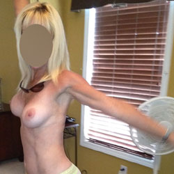Looking Awesome At Over 50 - Big Tits, Blonde