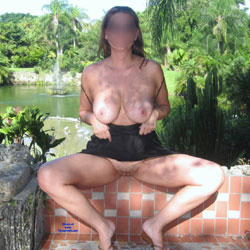 Fun At Pinecrest Gardens  - Big Tits, Outdoors