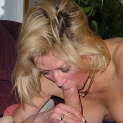 Got Lucky - Blonde, Blowjob, Wife/Wives
