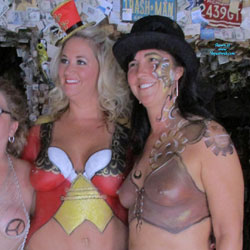 FantasyFest 2016 Part 2 - Big Tits, Outdoors, Costume