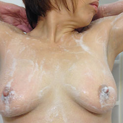 After The Shower - Wife/Wives, Shaved