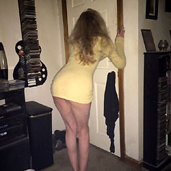 Blondes Nice Ass - Blonde, Shaved