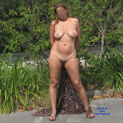 Crandon Park Pics - Big Tits, Outdoors