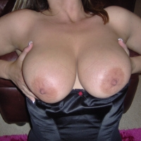 Large tits of my wife - sammy