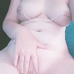 Just A Few Of Me A Bit Braver - Big Tits, Shaved, Body Piercings