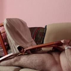 M* Masturbacion Con Silla