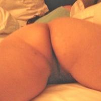 My girlfriend's ass - J