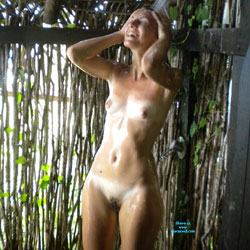 Francesca For You - Brunette, Outdoors, Wife/Wives