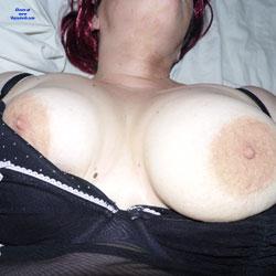 Tenues Noire Sexy - Big Tits