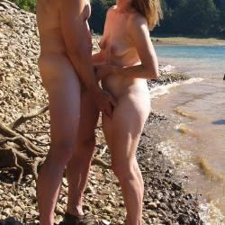 Medium tits of my wife - Mrs. Naughtydx
