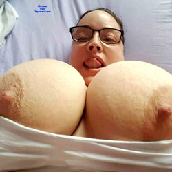 Please Use My Tits - Big Tits, Brunette