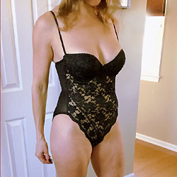 First Time MILF - Big Tits, Lingerie