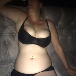 Aussie Blonde - Big Tits