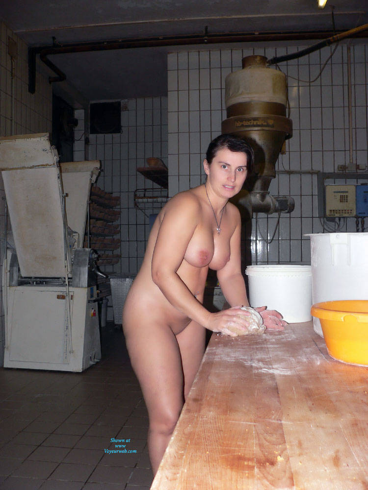 nude moms at work
