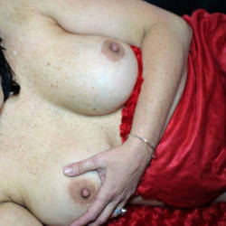 Large tits of my wife - Princess Lynn