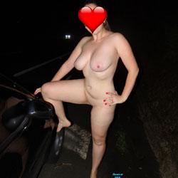 Esposinhapelada - Big Tits, Outdoors, Wife/Wives, Shaved