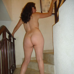 In House - Brunette, High Heels Amateurs, Wife/Wives