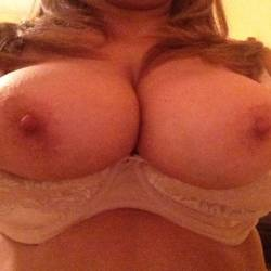 Large tits of a neighbor - 3Double Trouble