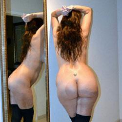 Hotel Fun Pics - Big Tits, Brunette, High Heels Amateurs