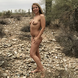 Little Hiking Fun In Arizona - Amateur, Nature, Outdoors, Tattoos