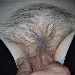 Wanting To Do Hand Job - Bush Or Hairy, GF