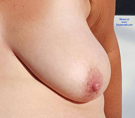 Pic #2 Sexy BBW Wife - Outdoors, Big Tits, Bbw, Wife/wives