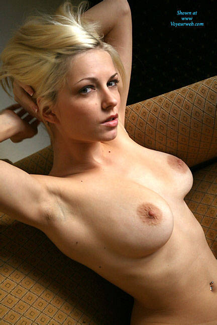 Pic #8 Yellow Living Room Chair - Big Tits, Blonde, Shaved