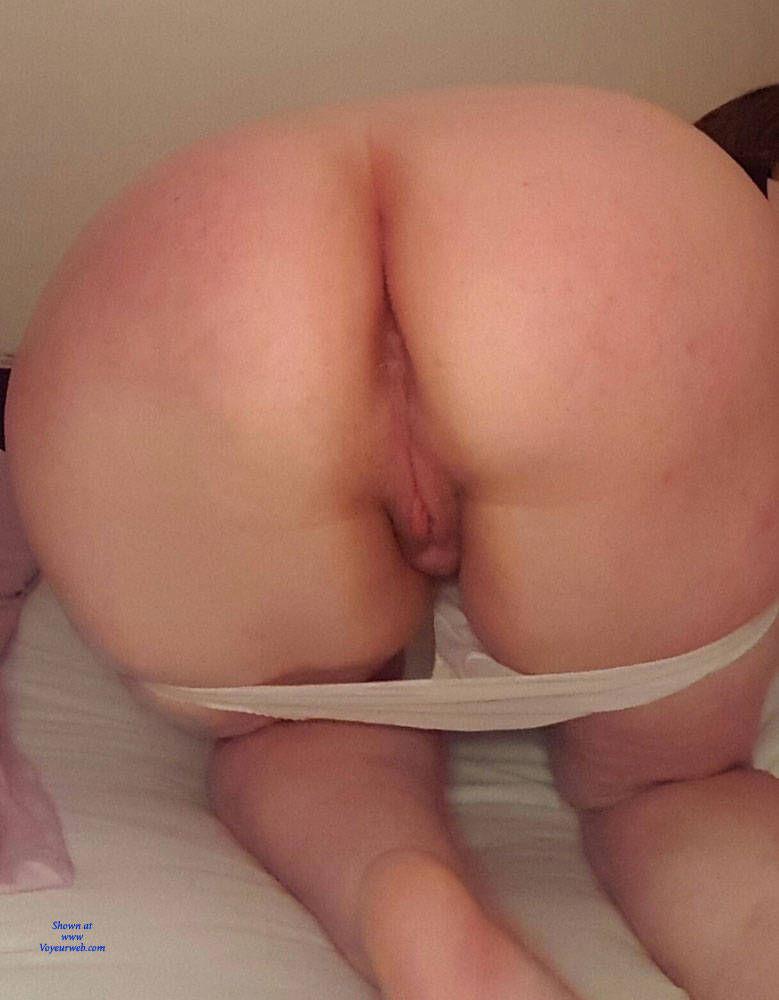 Pic #5 Panties Down - Big Tits, Shaved, Amateur