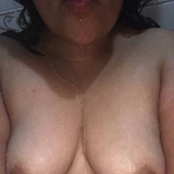 Large tits of my ex-girlfriend - Haide de lima